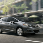 2018 Honda Fit 5 Door Sport 1