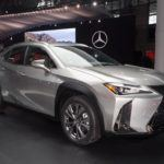 2018 New York International Auto Show Lexus UX 2