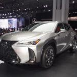 2018 New York International Auto Show Lexus UX 4