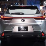 2018 New York International Auto Show Lexus UX 6