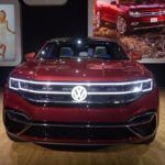 2018 New York International Auto Show VW Atlas Cross Sport 30