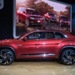 2018 New York International Auto Show VW Atlas Cross Sport 32