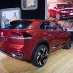 2018 New York International Auto Show VW Atlas Cross Sport 34