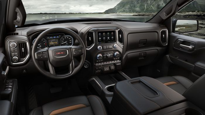 2019 GMC Sierra AT4: No Road, No Problem 19
