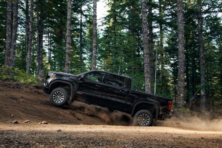 2019 GMC Sierra AT4: No Road, No Problem 25