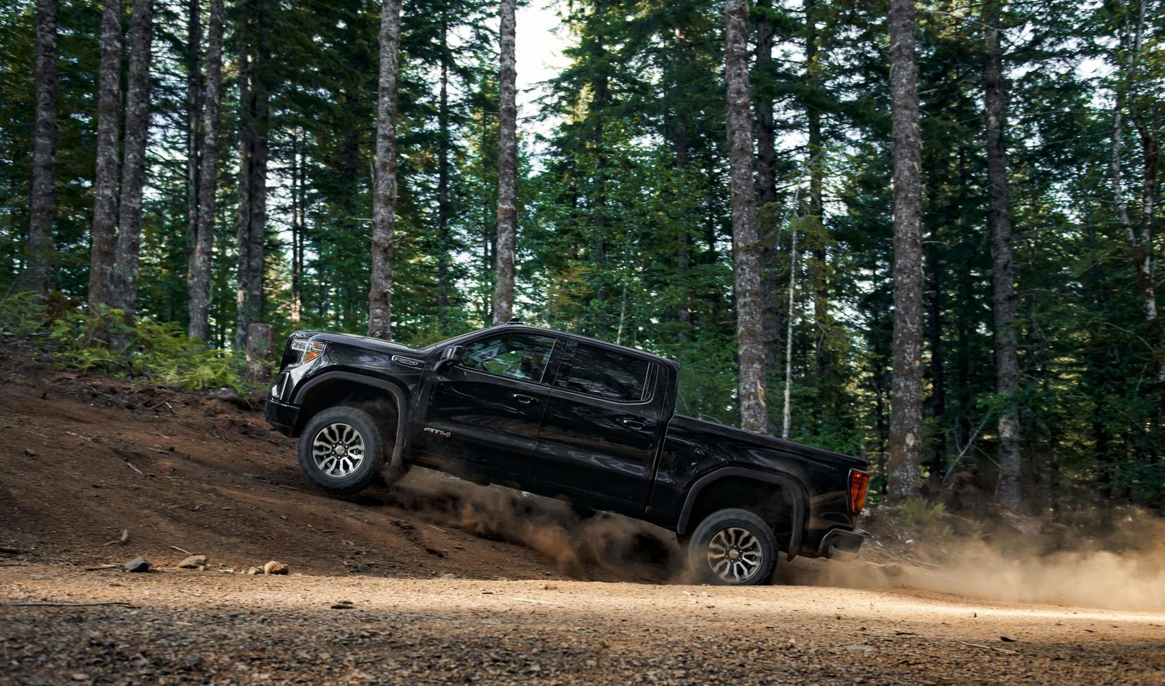 2019 GMC Sierra AT4: No Road, No Problem 16