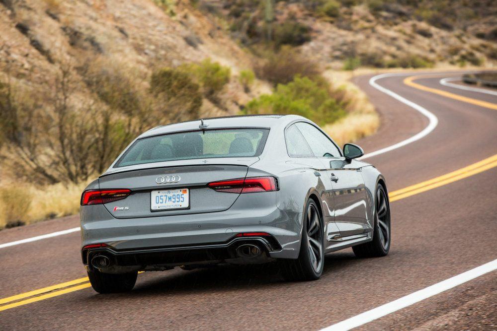 Audi News 2018 RS5 11