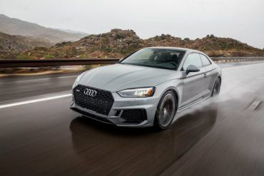 2018 Audi RS 5: The Big Boost RS 21
