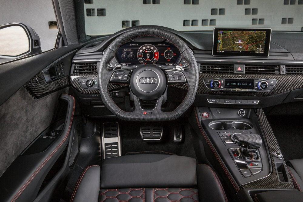 Audi News 2018 RS5 43