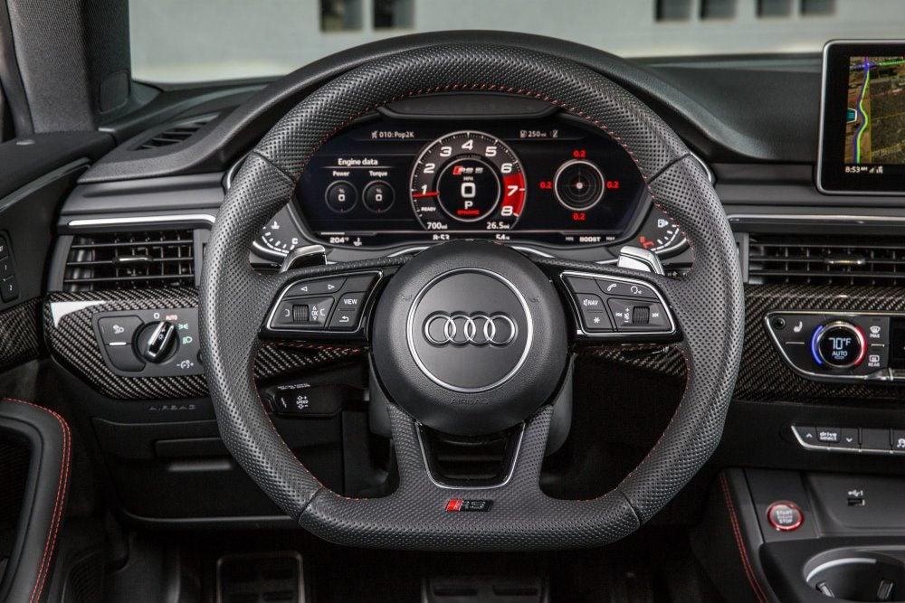Audi News 2018 RS5 44