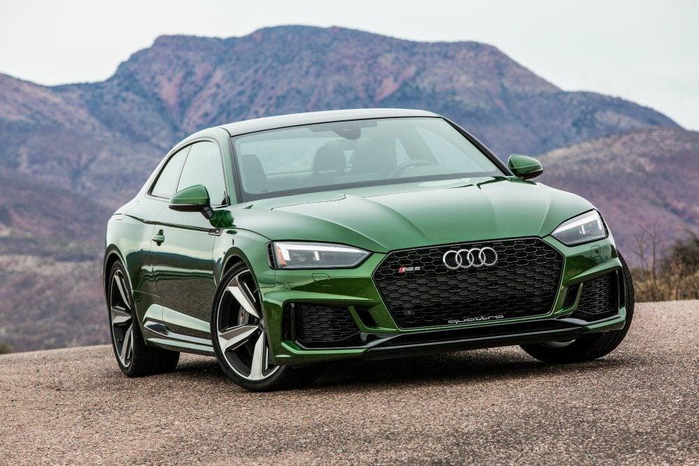 Audi News 2018 RS5 66