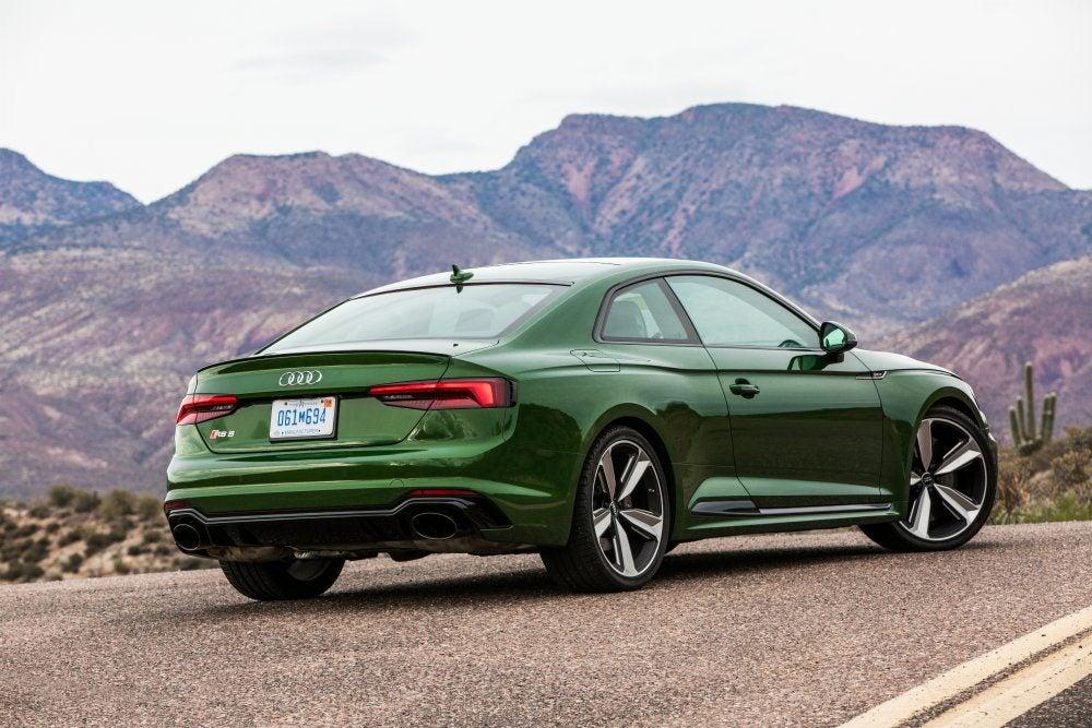 Audi News 2018 RS5 69