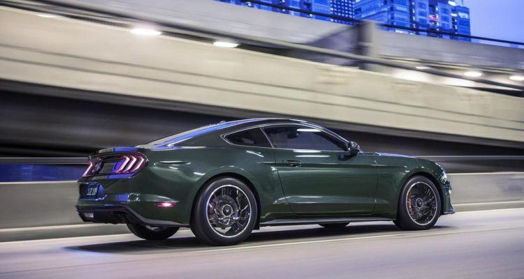 2019 Ford Mustang Bullitt Ordering Now Open