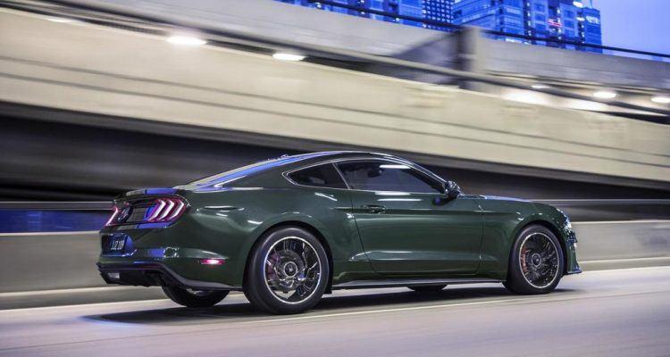 2019 Ford Mustang Bullitt Ordering Now Open