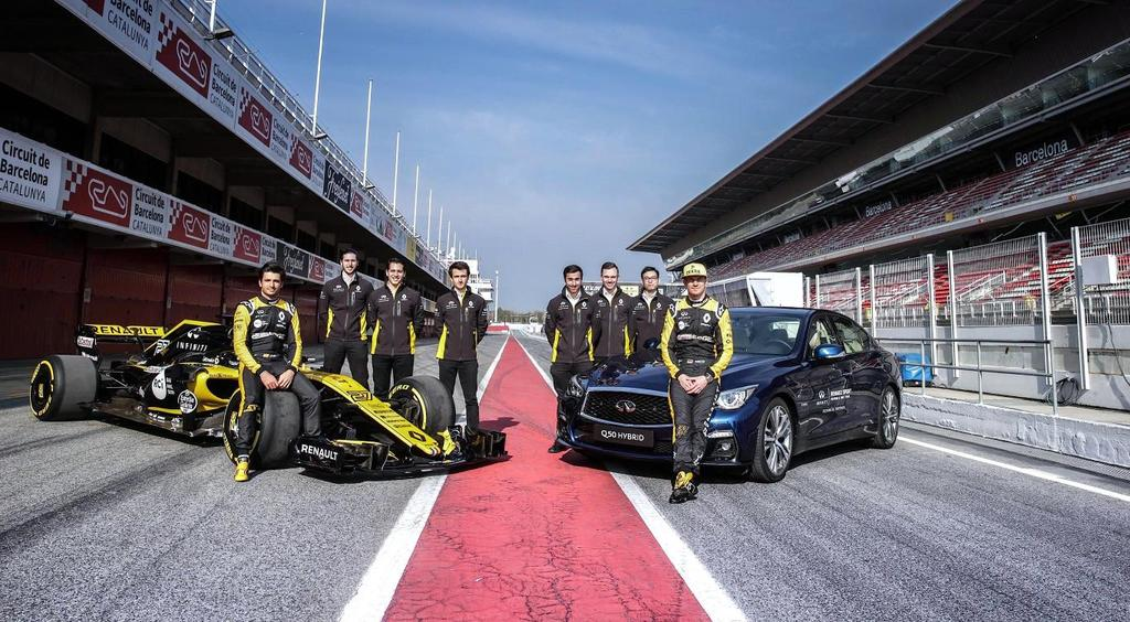 INFINITI launches 2018 Engineering Academy   Photo 01
