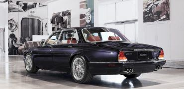 "J Classic Nicko XJ6 060318 04.JPG 370x180 - ""Greatest Hits"" Jaguar Created For Iron Maiden Drummer Nicko McBrain"