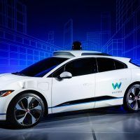 Waymo First Self Driving Car