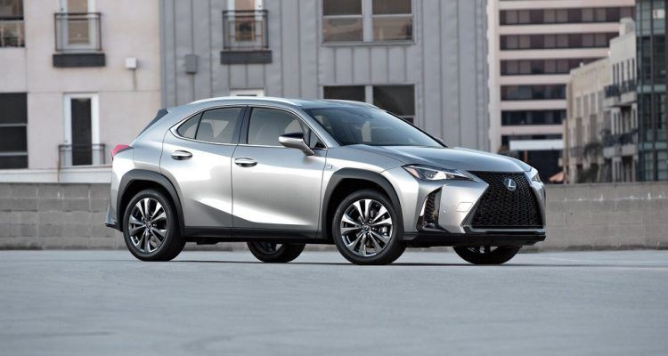 Lexus UX200 001 BD8EA5BF41184CF4FF775C6C2229C90C20AB5318 750x400 - 2019 Lexus UX: At Home In Any Concrete Paradise