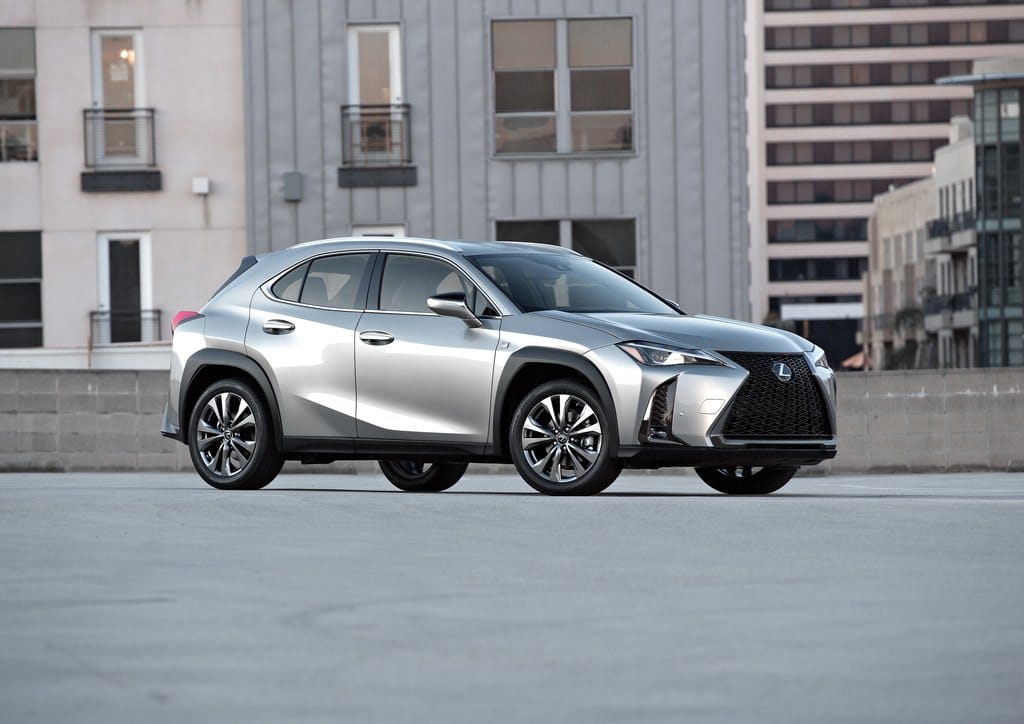 2019 Lexus UX: At Home In Any Concrete Paradise 15