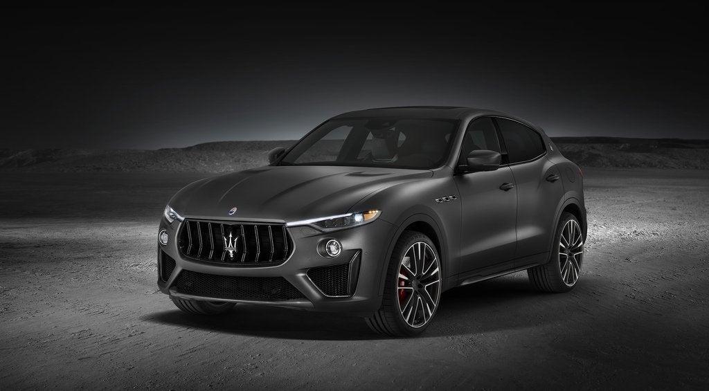 Maserati Levante Trofeo 1