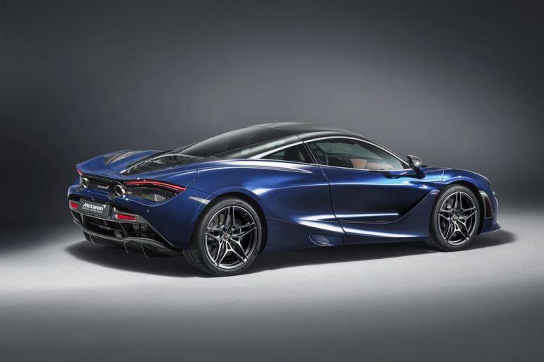 McLaren 720S in Atlantic Blue by MSO 2
