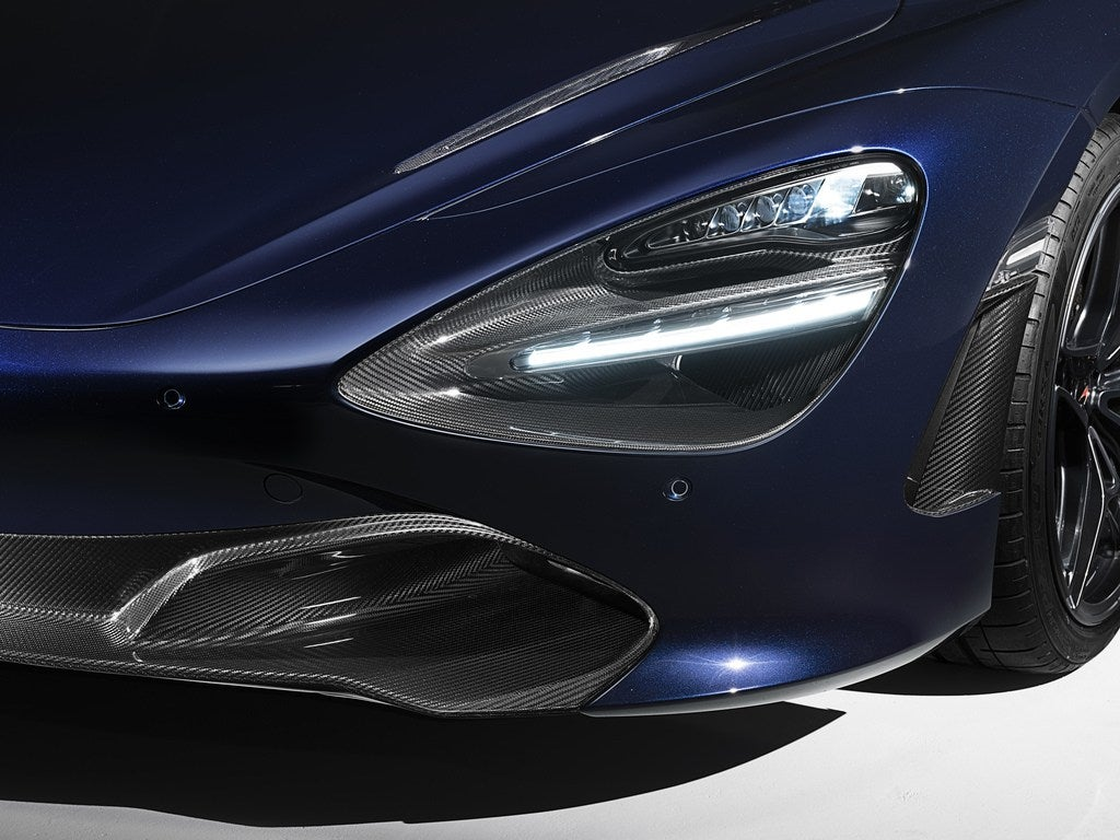 McLaren 720S in Atlantic Blue by MSO 3