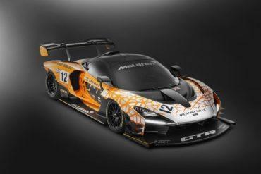McLaren Senna GTR Concept 01