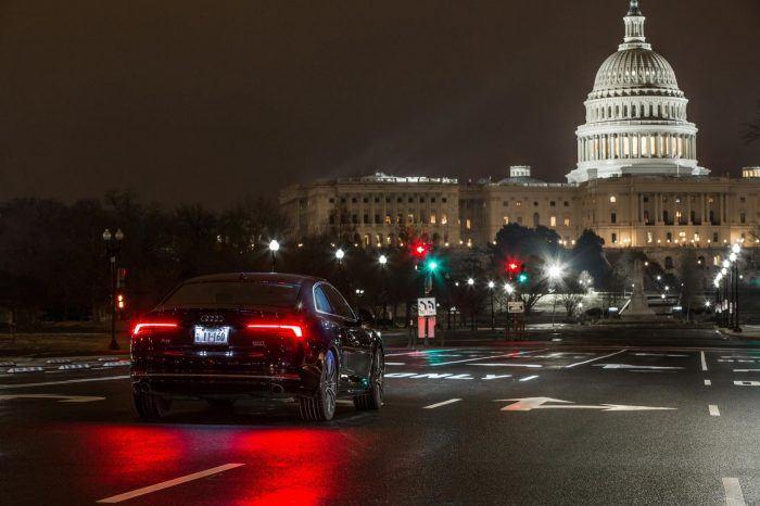 Medium Audi expands Traffic Light Information to Washington D.C. 3946