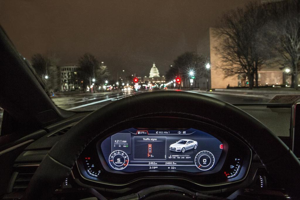 Medium Audi expands Traffic Light Information to Washington D.C. 3947