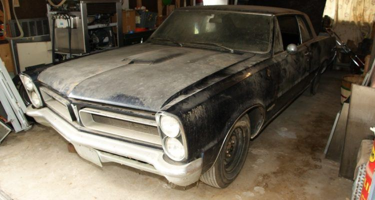 Car Extended Warranty >> Automoblog Book Garage: Muscle Car Barn Finds