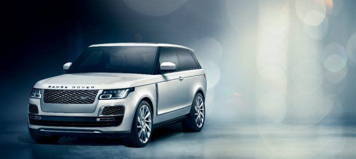 Range Rover SV Coupe: The Perfect Fit That's Way Too Over The Top