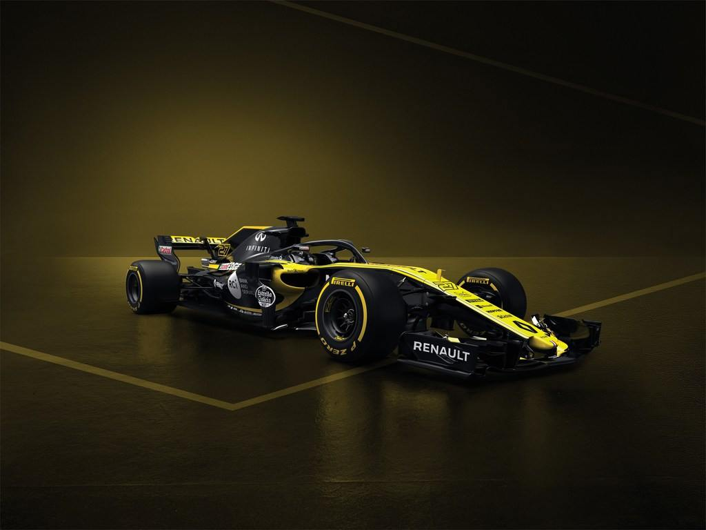 Will The R.S.18 Carry The Renault Sport F1 Team To Victory?