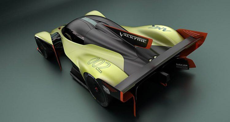 Aston Martin Valkyrie AMR Pro: The Best Car In The World (Theoretically)