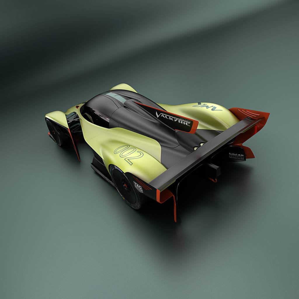 Valkyrie AMR Pro 09
