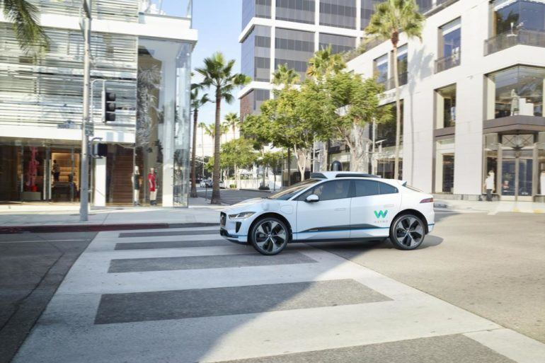 Waymo & Jaguar Land Rover To Create Self-Driving Fleet 21