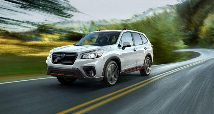 2019 Subaru Forester Little Bit Bigger Little Bit Better