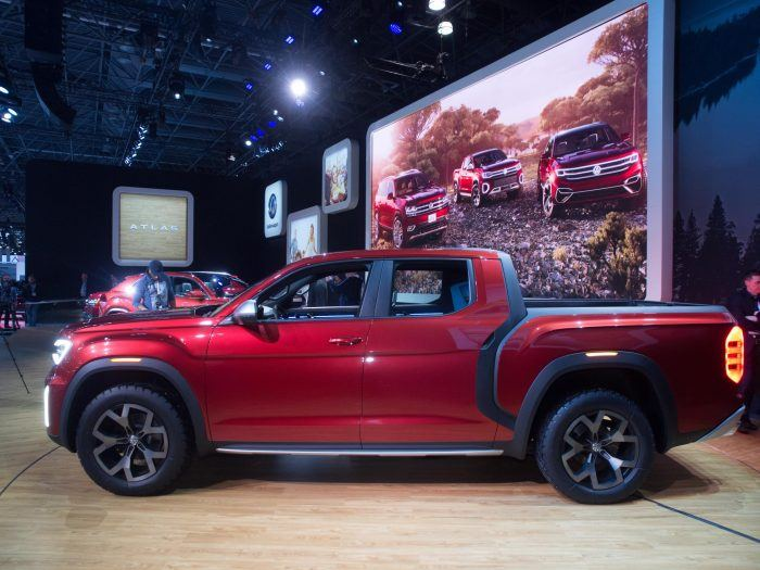 2018 New York International Auto Show Roundup