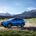 2018 Toyota RAV4 Hybrid SE AWD 3