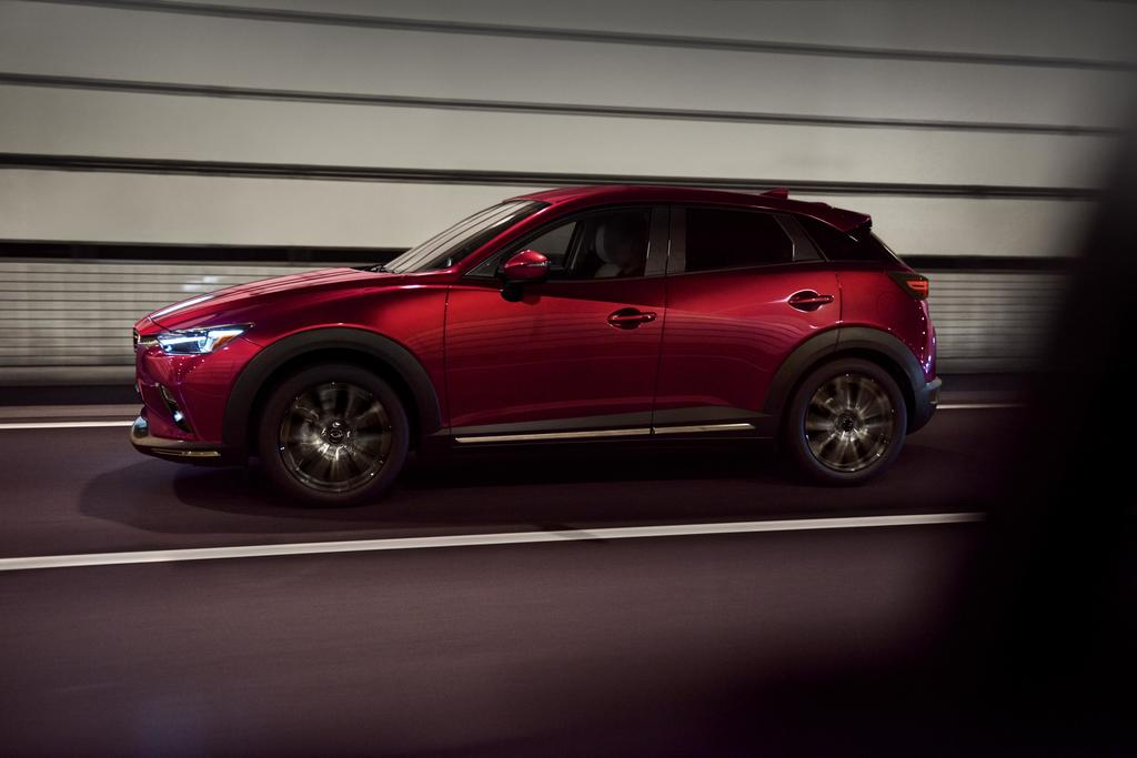 2019 Mazda CX-3: Sign of The Times? 15
