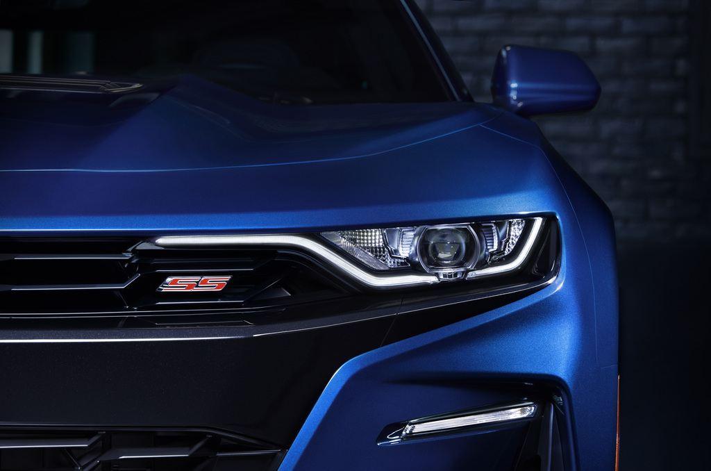 2019 Chevrolet CamaroSS 006