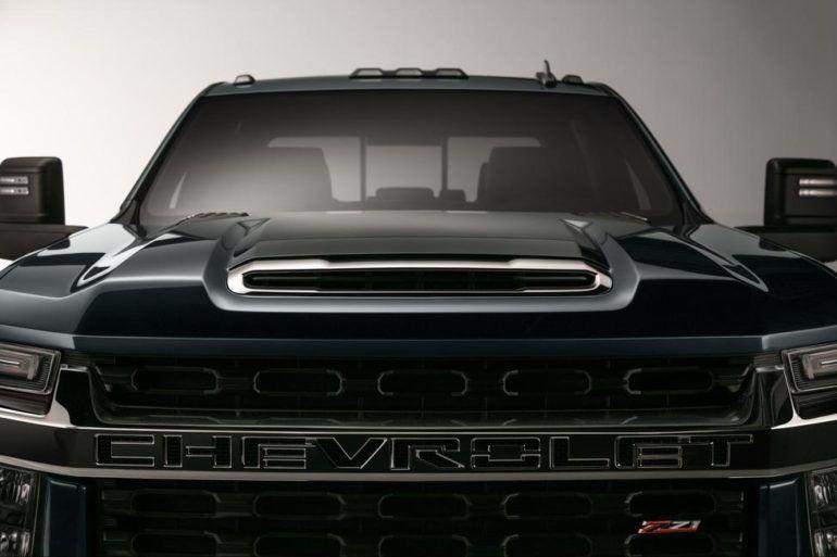 2020 Chevrolet Silverado 3500HD 001
