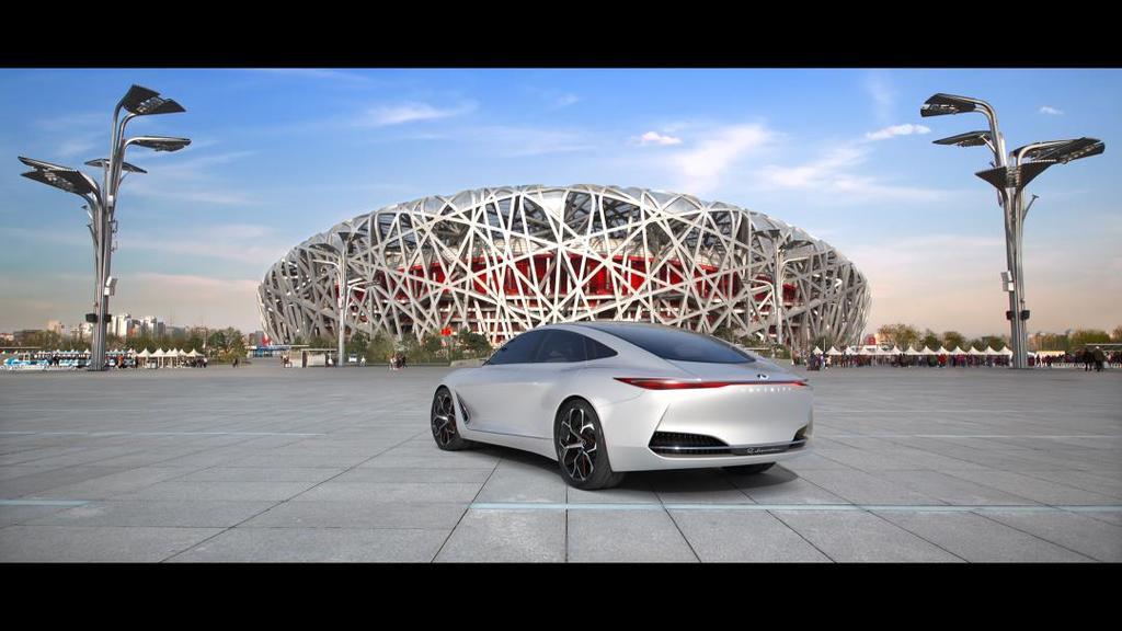 INFINITI Q Inspiration Beijing 2018 2k HERO IMAGE