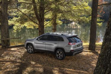 2019 Jeep Cherokee Limited 4X4 Review 27