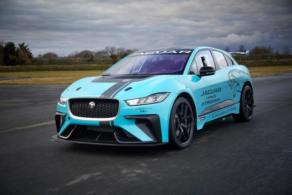Jaguar has taken knowledge gained from the I-PACE eTROPHY series and developed software upgrades. The new Jaguar I-PACE updates apply to all current and future owners.