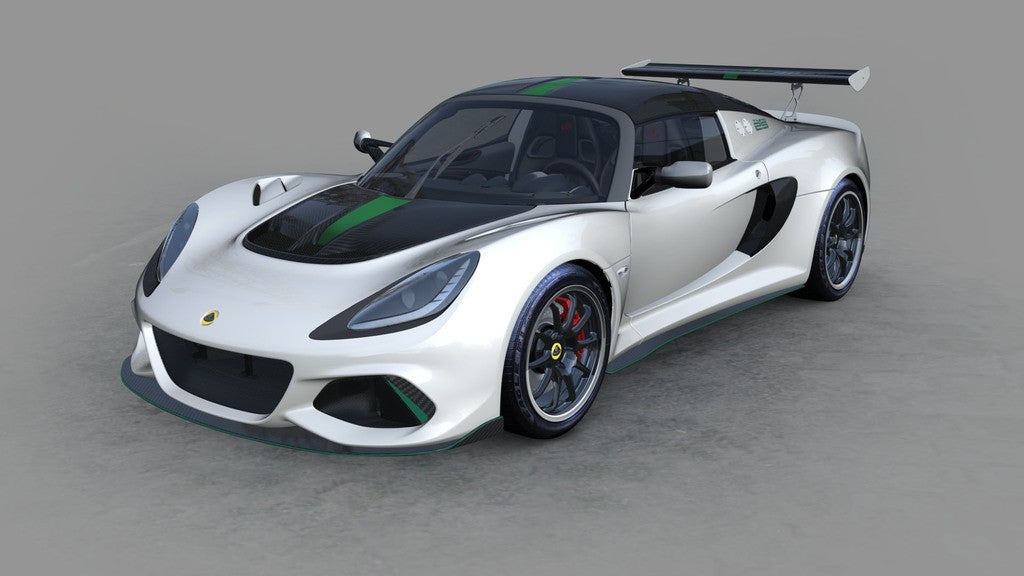 Lotus Exige Cup 430 Type 25 05 April 2018  4