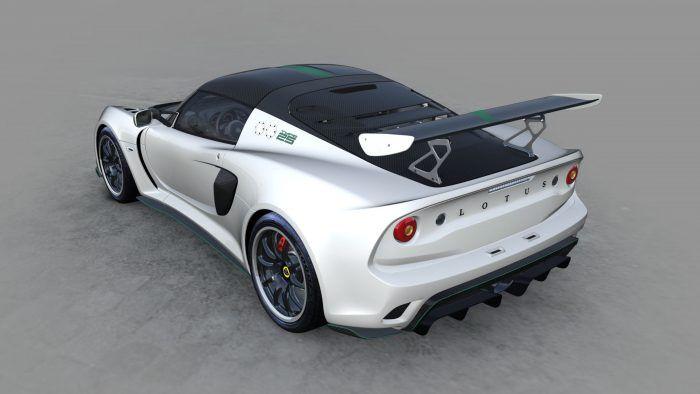 Lotus Exige Cup 430 Type 25 white