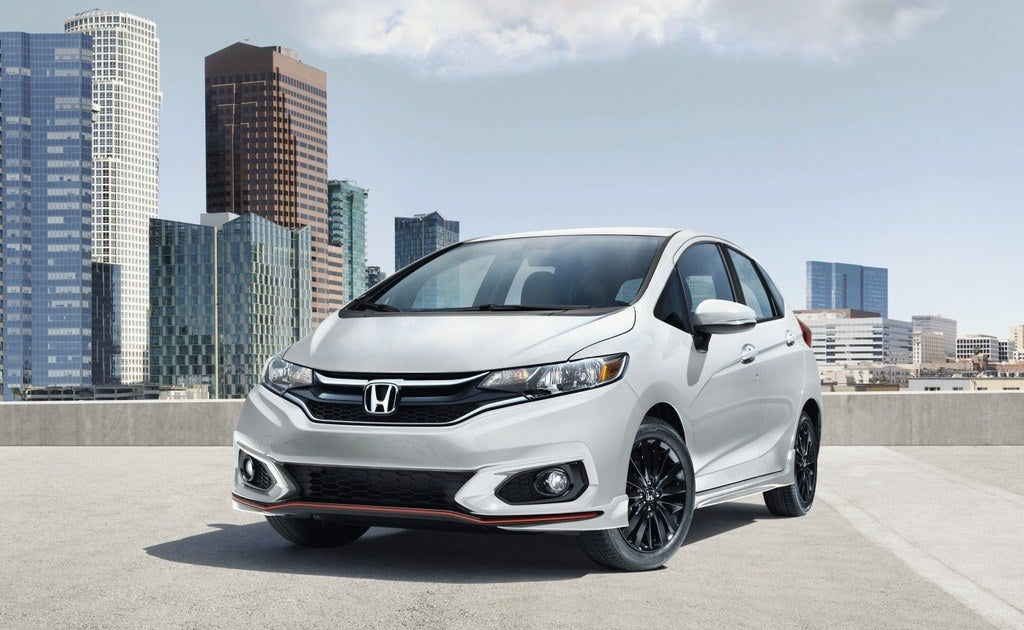 The 2019 Honda Fit Goes on Sale April 30
