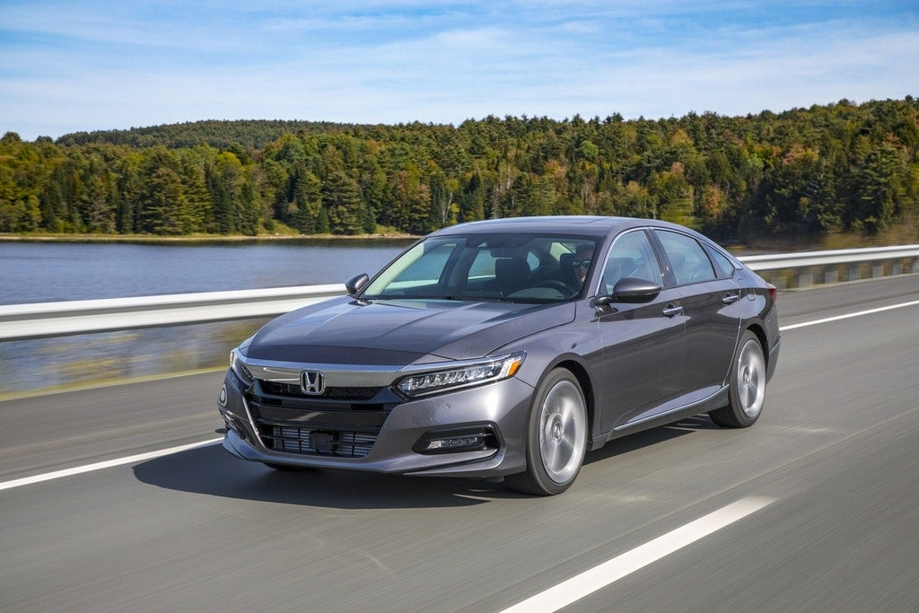 2018 Honda Accord 2 0t Touring Review