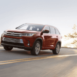 2018 Toyota Highlander Hybrid Limited Platinum V6 AWD
