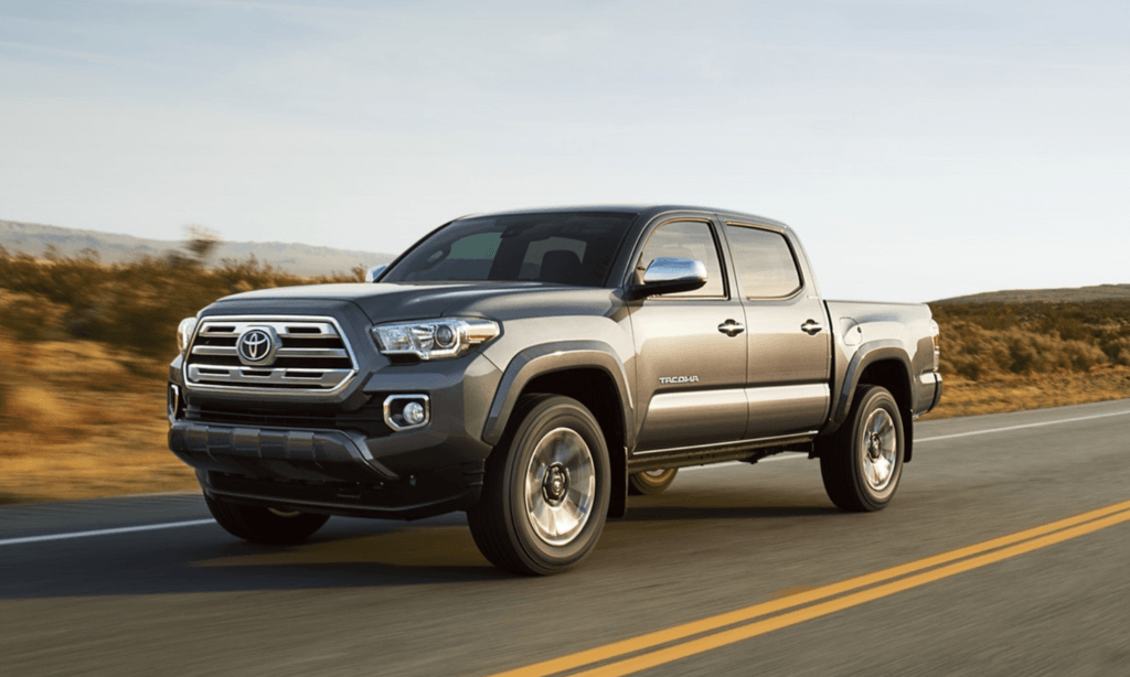 2018 Toyota Tacoma Trd Off Road Double Cab Review